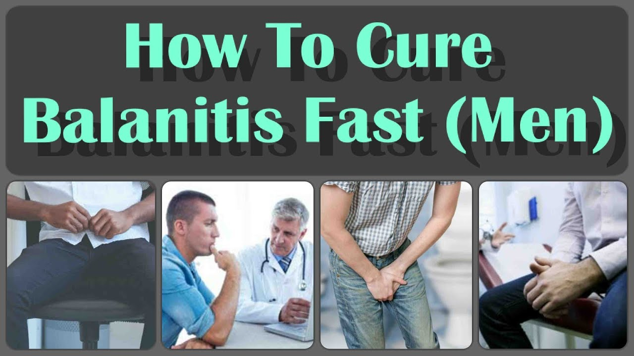 Cure for Balanitis