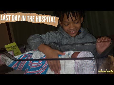 Labor & Delivery Part 4 Vlog: Our last day + Reigns Photo Shoot