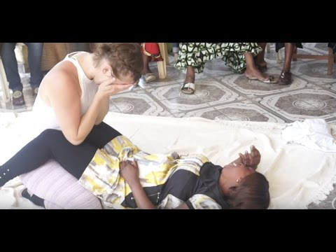 Women's self defense in Congo