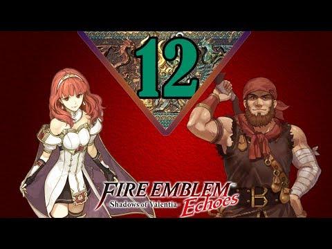 El Fuerte del desierto I #12 I Fire Emblem Echoes: Shadows of Valentia