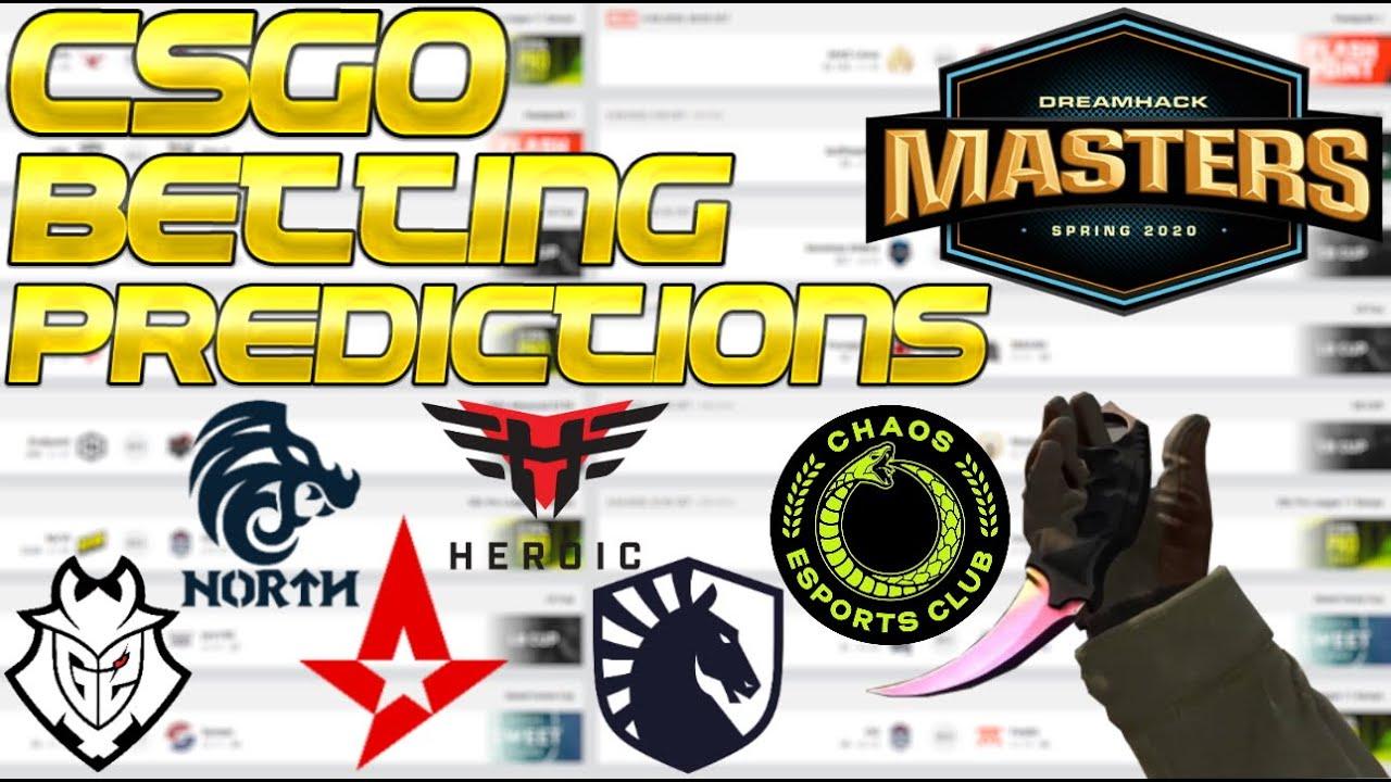 Chaos cs go betting predictions and tips nip vs titan betting advice baseball