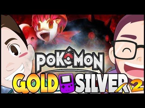 POKÉMON GOLD E SILVER 3DS - #02 O TORMENTO CHEGOU!!!