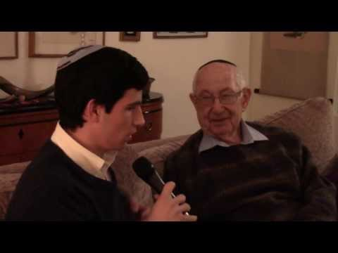 An Interview With Rabbi Zvi Dershowitz