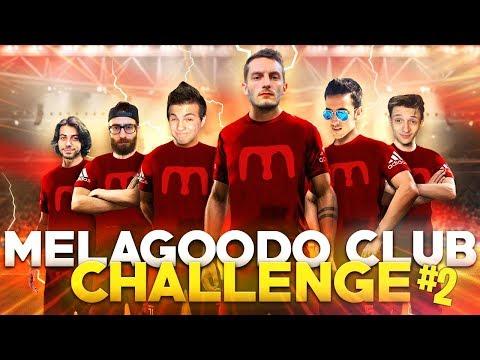 CHI SEGNA DEVE FARE L'ASSIST SUCCESSIVO! - MELAGOODO CLUB CHALLENGE #2