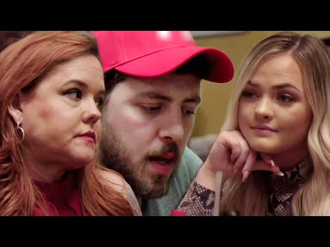 90 Day Fiance: Rebecca Causes a SCENE After Zied Talks to 'Young, Hot Girl'
