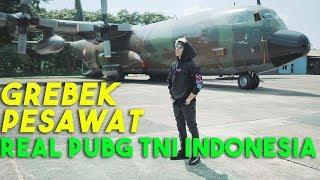 [12.26 MB] GREBEK PESAWAT PUBG ASLI!!! TNI INDONESIA...GOKIL!