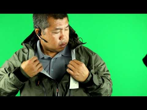 Aquaz KENAI Jacket Review, Fishing Jacket