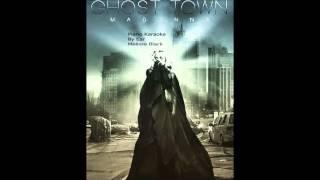 Ghosttown Piano Karaoke (By Ear) Madonna (Melissa Black/Pianist)