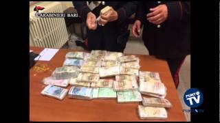 Bari: 'getta' 620mila euro dalla finestra, denunciato 52enne