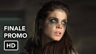 "The 100 2x16 Extended Promo ""Blood Must Have Blood Pt. 2"" (HD) Season Finale"