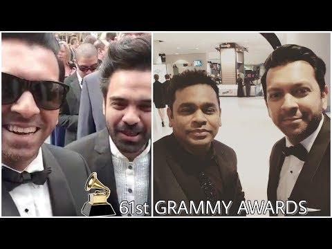 Tahsan Khan & Habib Wahid at Grammy Awards 2019 | Selfie with AR Rahman | Live videos from IG & FB Mp3