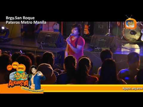 Jimmy Bondoc - I Believe (Bida ng Barangay, Brgy San Roque Pateros)