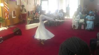 Mother's Day. Apostolic Dancers Glory to the Lamb by Geoffrey Golden