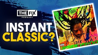Buju Banton - Upside Down Album Review || The Fix Podcast