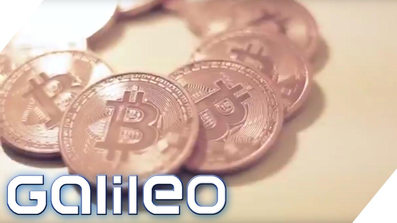 Bitcoin-Mine: Hier werden Millionen verdient