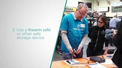 Firearm Safety and Suicide Prevention