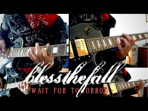 Blessthefall wait for tomorrow lyrics