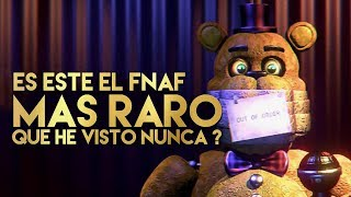 ¿ESTE EL FIVE NIGHTS AT FREDDY'S MAS RARO QUE HE JUGADO NUNCA? | FREDBEAR AND FRIENDS LEFT TO ROT