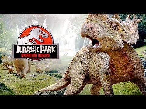 AMAZING WALKING WITH DINOSAURS MOD   Jurassic Park: Operation Genesis Mod Spotlight letöltés