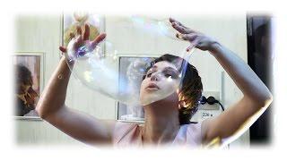 Шоу мыльных пузырей в Шатуре