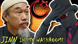 Magic Muslim Washroom Spells
