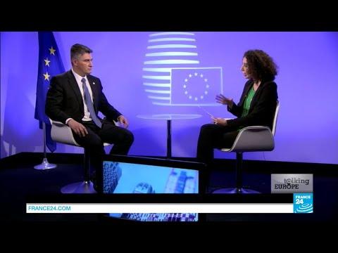Migrants crisis: Exclusive interview with Croatian Prime minister Zoran Milanovic
