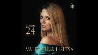 Chopin Etude Op 10 No.5 Valentina Lisitsa