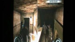 Splinter Cell Double Agent Co-op Mission 5 Part 1