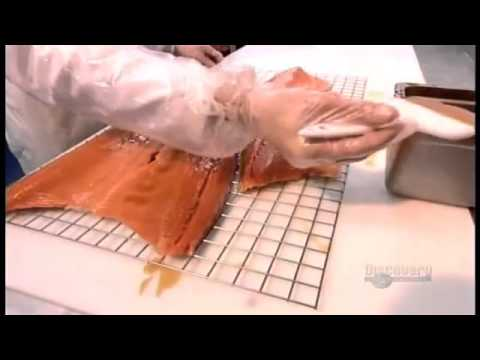 How Its Made: Smoked Salmon