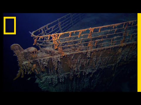 How Did the 'Unsinkable' Titanic End Up at the Bottom of the Ocean? | National Geographic