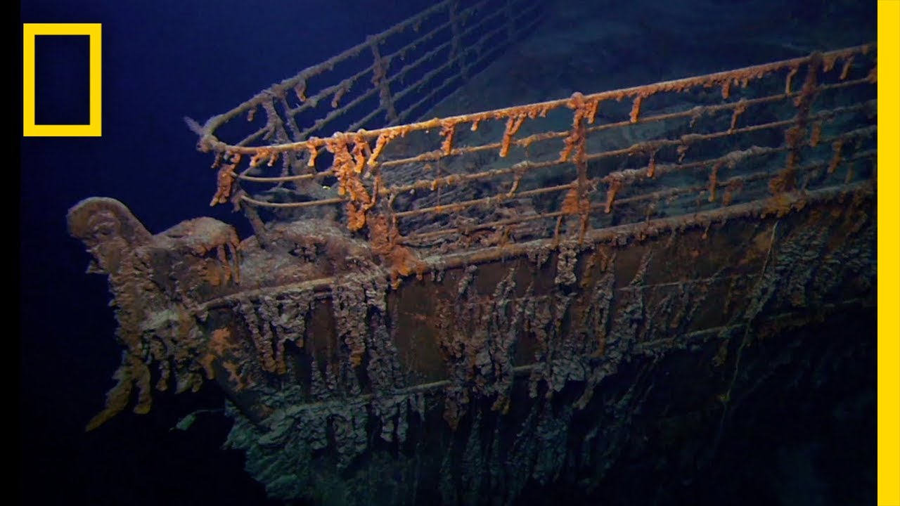 How Did The Unsinkable Titanic End Up At The Bottom Of The Ocean National Geographic