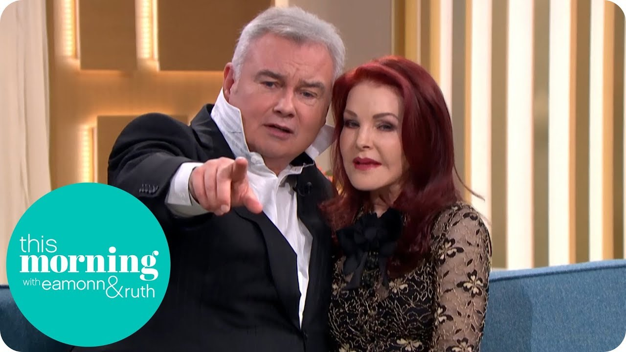 Priscilla Presley Talks About Her Life With Elvis | This Morning