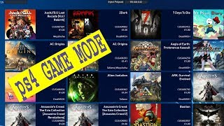 PS4 GAMES MOD IN HINDI