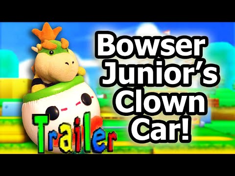 SML Trailer - Bowser Junior's Clown Car!