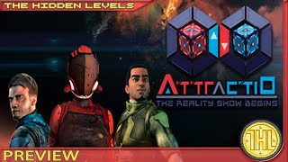 Attractio Preview (Steam/PS4)