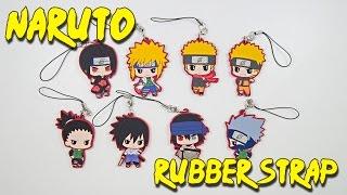 Boruto Naruto movie 11 - Обзор - Capsule Rubber Mascot - Rubber Strap
