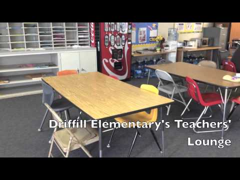 Driffill Elementary School - Hertz School Furniture Grant Video