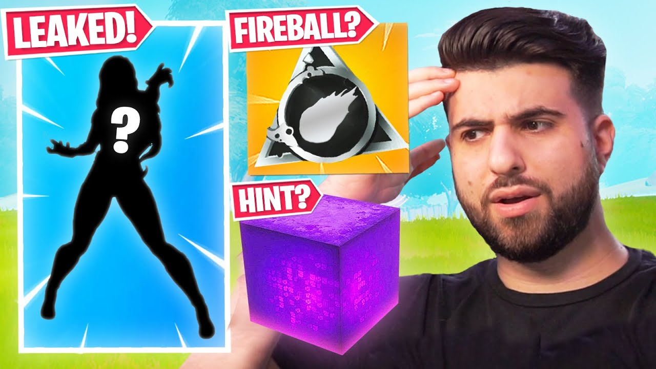 The Leaked Marvel Hero NO ONE is Talking About... (Fortnite Season 4 Leaks) thumbnail