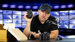 Nikon D7500 w 18-140mm VR Kit Lens Unboxing & Initial Impressions