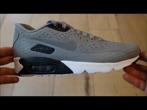914927d00  فتح علبة وتجربة حذاء نايك الجديد Nike Air Max 90 Ultra BR وكيفية الشراء  بأفضل سعر - YouTube