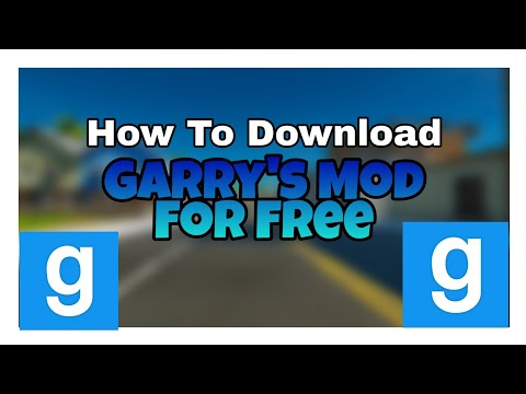 How To Download Garry's Mod On Android Or IOS