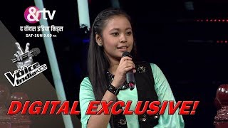 Video Neelanjana Ray Exposes Her Father | Moment | The Voice India Kids - Season 2 download MP3, 3GP, MP4, WEBM, AVI, FLV April 2018