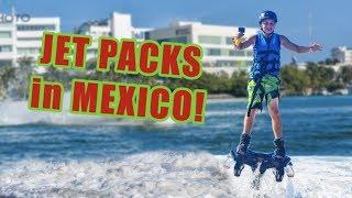 Bryton Myler's JETPACK Adventure in Mexico!