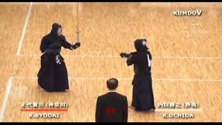 2008 Round3 Shodai Kenji (56th All Japan Kendo Championship)
