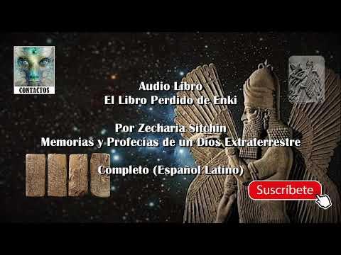 """audio-libro-""""el-libro-perdido-de-enki""""-(completo-en-español-latino)"""