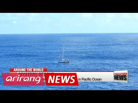 Mystery surrounds rescue of two women in Pacific Ocean