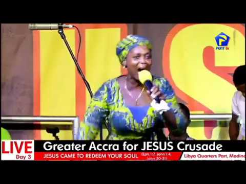 DAY 3 || GREATER ACCRA FOR JESUS CRUSADE