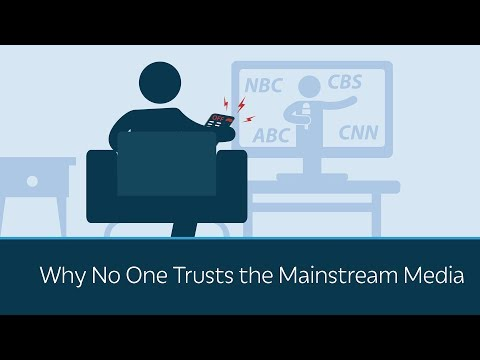"[Ethics]/[Opinion] Sharyl Attkisson via Prager U: ""Why No One Trusts the Mainstream Media"" • r/KotakuInAction"