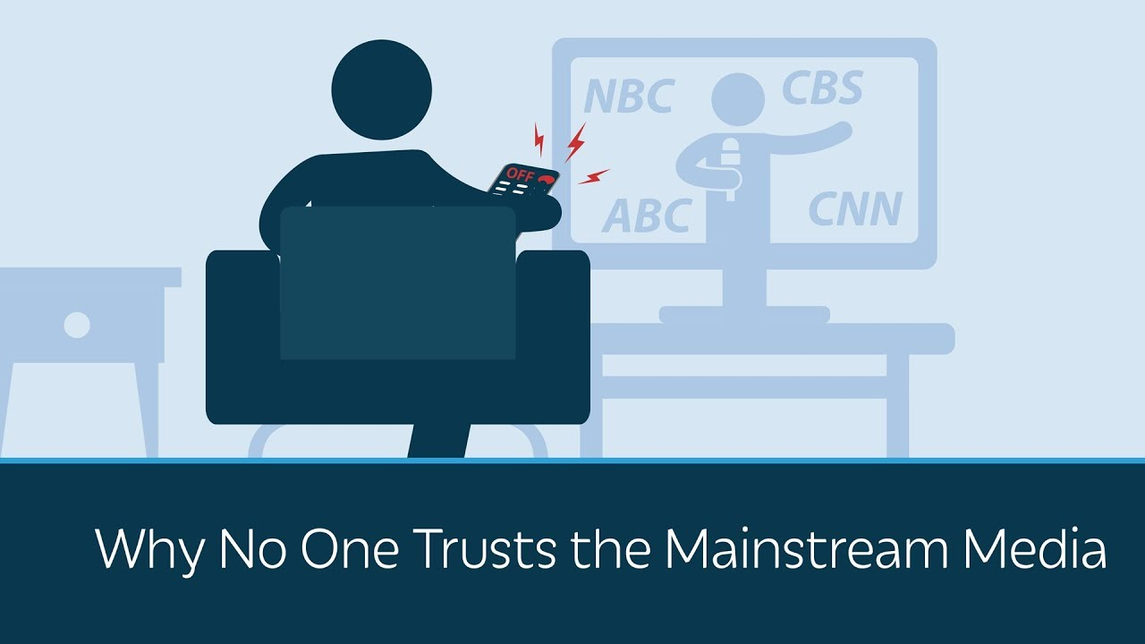 the media can be trusted to Debate about can the media be trusted: yes it can be or no it can't be.