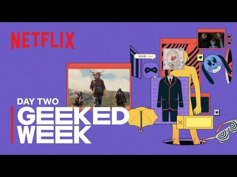 The Umbrella Academy, Cowboy Bebop, & More | GEEKED WEEK - Day 2 | Netflix